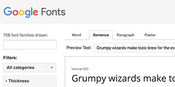 How to Add Custom Google Fonts to Your Tumblr Theme - Themeber